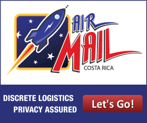 Air Mail Costa Rica