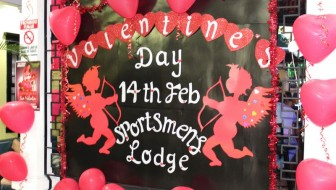 Sportsmens Lodge and Zona Two Valentine