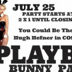 Playboy Bunny Party Zona Two