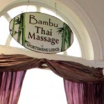 Enjoy Bambu Thai Massage at the Sportsmens Lodge