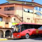 Hotel La Amistad Bus