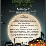 10th Annual Halloween Party at Sportsmens Lodge