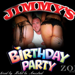 Happy Birthday Party for Jimmy at Zona Two