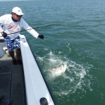 Zona II Offers 4 Night Package with Tarpon Fishing on the Colorado River