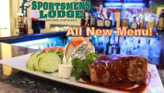 Sportsmens Lodge Introduces All New Menu!