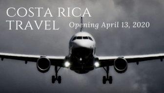 Costa Rica Closes Borders Through April 12