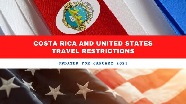 Costa Rica US Travel Restrictions