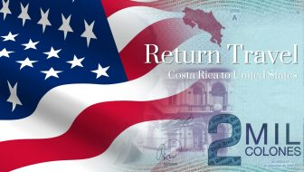 Return Travel to United States from Costa RIca